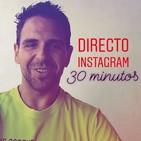 Invitación: Directo Instagram 26 julio 2018