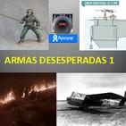 NdGfans Armas desesperadas 1, Buzos, fuego y planeadores de ataque
