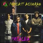 """Podcast Achorao - Prealba: """"Instrucciones para navegar es un disco compacto y exigente"""""""