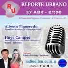 #ReporteUrbano 27/04/17 Donación de órganos Trasplantes Tejidos Médula Ósea Comuna 12 13 Policía de la Ciudad Manteros