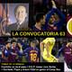 La Convocatoria 63: Coutinho no da el paso + DEP President Núñez + Piqué, Vidal y Dembelé destacan ante el Villareal