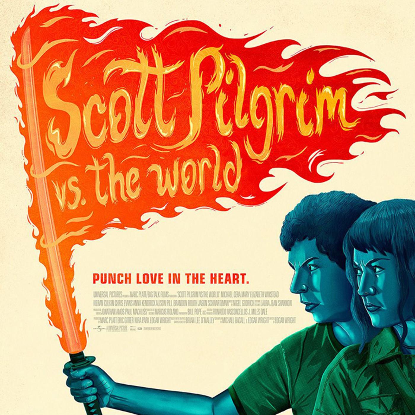 Episodio 7: La magia de Scott Pilgrim