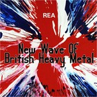 P-62 REA Especial New wave of British heavy metal