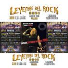 Corsarios - Especial Leyendas del Rock 2018 - Domingo 29 de Julio 2018