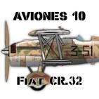 """A10#48 Fiat CR.32 """"Chirri"""""""