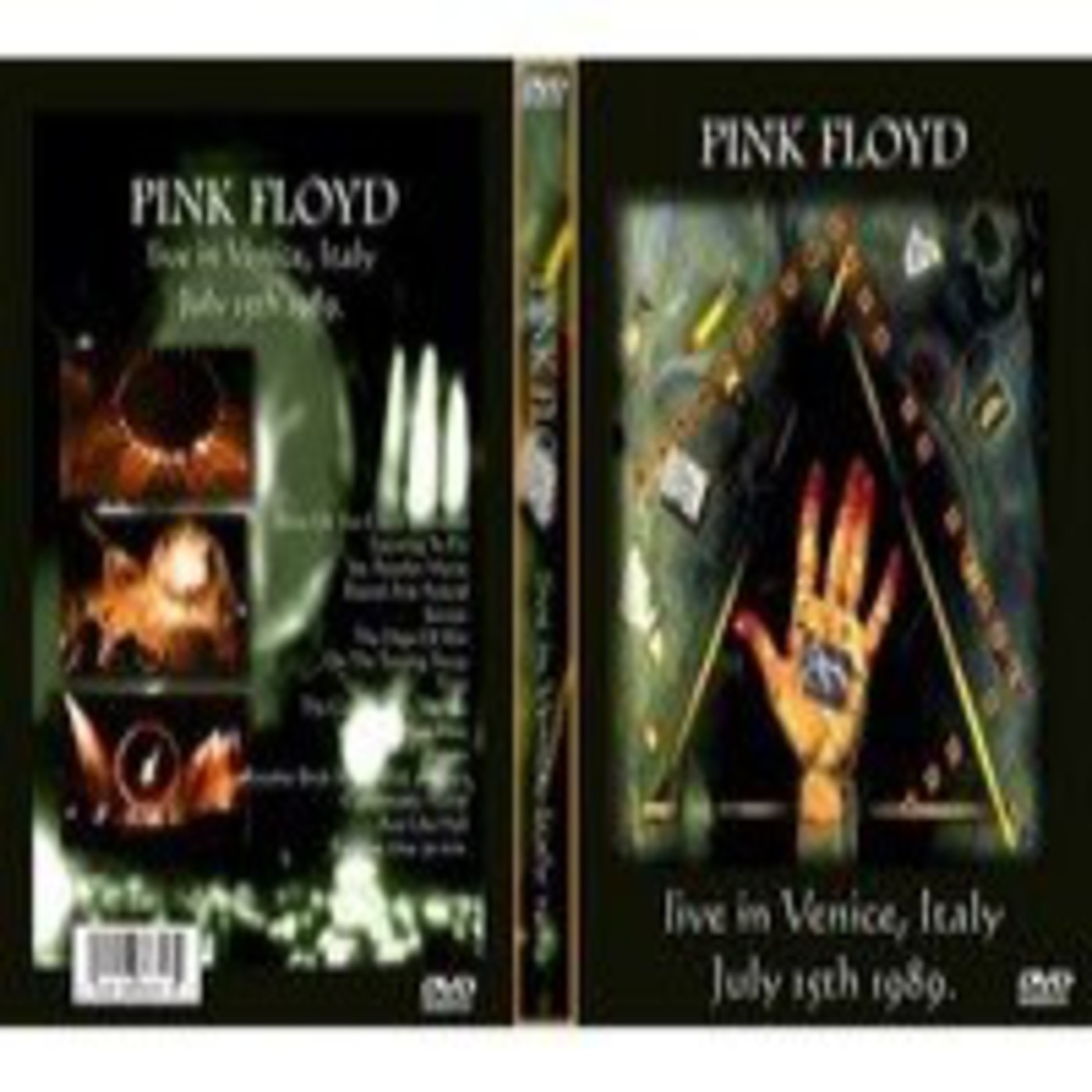 In CONCERT - Pink Floyd Live in Venice 1989