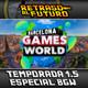 Retraso al Futuro Especial Barcelona Games World