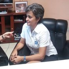 Evelyn Guilarte Arencibia, directora general del Grupo Havanatur S.A.