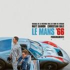 Especial Le Mans 66 y cine de carreras