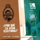 Editorial Alfredo Serrano: Veda Electoral - Radio La Pizarra - 10 ago 19
