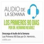 AUDIO DE LA SEMANA 8 - D.I.P. Dr. Herminio Nevárez - Los primeros 90 días