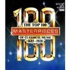Las mejores 100 obras maestras de la musica clasica 1685-1928 (10de10)