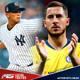 Move Sports 00185 | Siguen las lesiones a montón en los Yankees, Hazard al Real Madrid por 100 MM de Euros y mucho más.