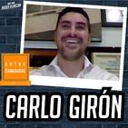CARLO GIRÓN y JAVIER ALARCÓN | Entrevista completa | Entre Camaradas