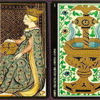 El origen enigmático del tarot