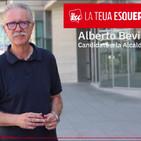 Alberto Beviá, candidato a la alcaldía de San Vicente por EUPV nos presenta sus propuestas - 22.05.2019