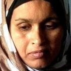 Takbar Haddi (activista saharaui):