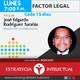 Factor Legal (La discrecionalidad en el ámbito administrativo)