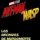 1x03 Charla con SPOILERS de ANT-MAN Y LA AVISPA