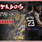 Planeta NBA - REBOTADOS. Ep.30.- 17/04/19