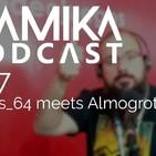 Podcast especial TLP 2018 #07: Pazos_64 Meets Almogrote