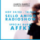 Sello Amigo Radioshow Live #2 AFFKT #COVID19