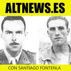 Recordamos a los legionarios Maderal, con Guillermo Rocafort y Emilio Domínguez