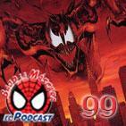 Spider-Man: Bajo la Máscara 99. Grandes Sagas 'Matanza Máxima' y su videojuego.