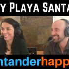 Jaime de la Dehesa y Teresa Zunzunegui: Voley Playa Santander