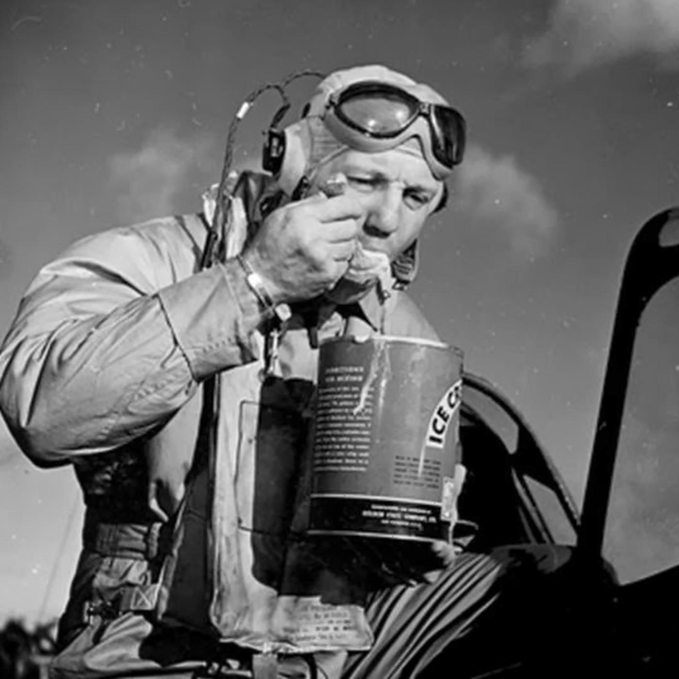 Anécdotas de la Segunda Guerra Mundial en La Noche de Adolfo Arjona: Aviones y Pilotos