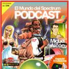 4x06 Miguel Alcón - Mad Mix Game - Emuladores - El Mundo del Spectrum Podcast