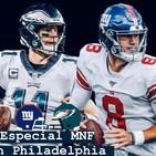 3x17 Especial MNF en Philadelphia