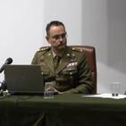 Geopolítica y Geoestrategia: Las estrategias de seguridad de los EEUU, conferencia del Coronel Pedro Baños