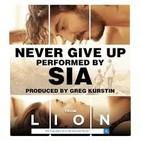 "Never give up (no abandones) ?"" sia feat. greg kurstin"