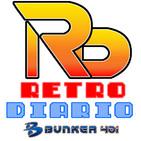 RetroDiario Bunker 401 Podcast 0004