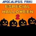 AF 258 - Especial Halloween 2ª parte (El desenlace)