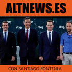 ANÁLISIS DEBATE TVE: Venció Albert Rivera ante un Sánchez acorralado y un Casado muy flojo
