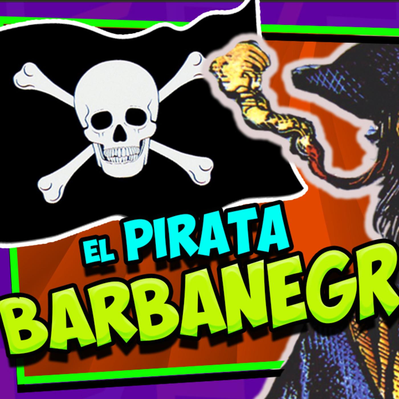 1x142 El pirata BARBANEGRA