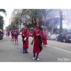 'Arcabussada' fiestas de Moros y Cristianos de Alzira 2