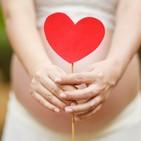 Chupete y recién nacido