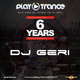 DJ Geri @ 6Th Anniversary PlayTrance Radio