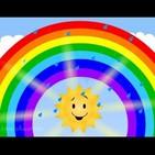 Casas de Alivers...Multicolores formas de Arco Iris en el firmamento