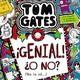 Tom Gates, ¡genial! ¿O no? (No lo se...)