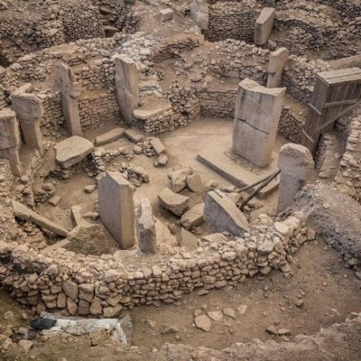 Arqueomanía: Las Primeras civilizaciones · El código ancestral