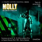 Molly, mecánica singular - Restos Diurnos