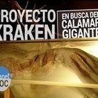 Proyecto Kraken: En busca del Calamar Gigante