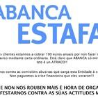 Entrevista a Nieves Gallego do coletivo de afetadas pola estafa de Abanca