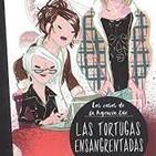LAS TORTUGAS ENSANGRENTADAS de Ana Alonso Nivel A2