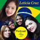 """Brasil, Leticia Furtado"" Hippo Friends Around The World"