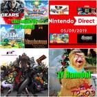 PLAYERS PODCAST 2x03. Lanzamientos Septiembre, Nintendo Direct 5/09, Platinum Games: repasamos su trayectoria, Jugando a